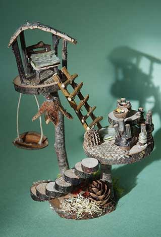 Naturemake Mini Treehouse Kit