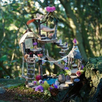 Small Fantastical Fairy House