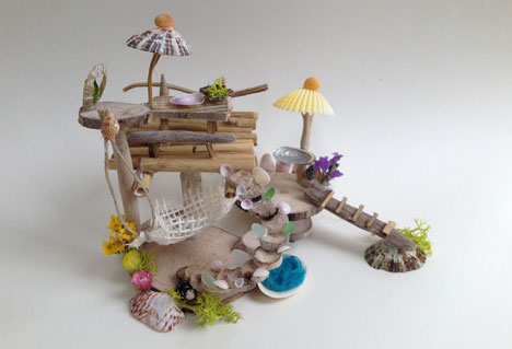 Mini Seashore Box