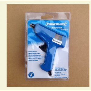Silverline Mini Glue Gun