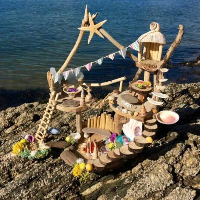 Small Seashore Box