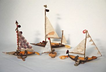 Group of Naturemake Boats