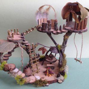 Woodland Treehouse Box Example