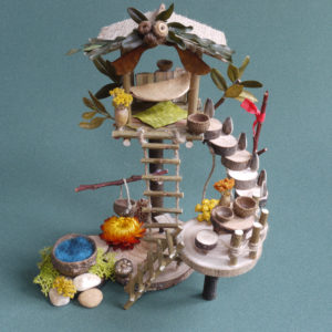 Naturemake Tree House Kit model