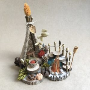 Naturemake Mini Teepee Kit