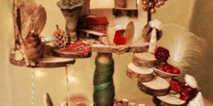 Advent Elf House