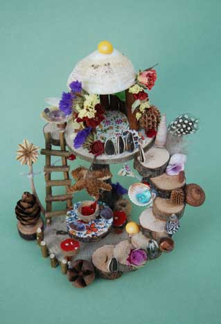 Mini Fairy House Kit
