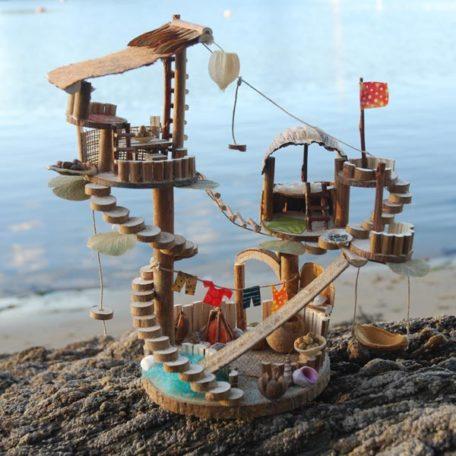 Adventure Island Dwelling