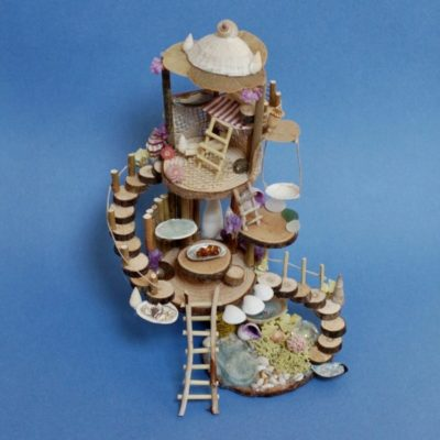 Naturemake Little Fairy Beach House model
