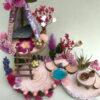 Detail of Mini Fairy Teepee