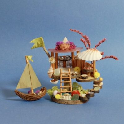 Naturemake Mini Seashore Fairyhouse