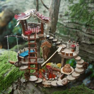 Mini Woodland Dwelling
