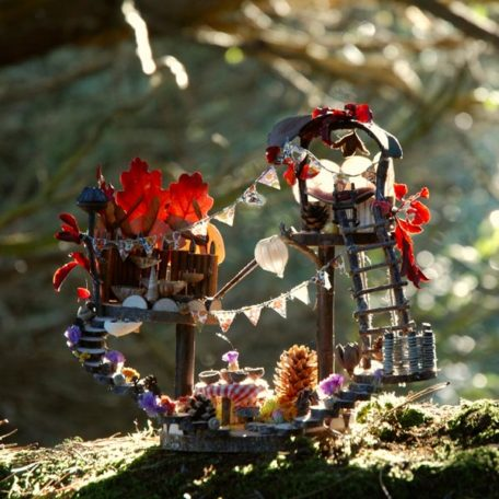 Woodland Fairyhouse Materials Box
