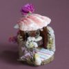 Naturemake model of a Tiny Beach Hut
