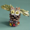 Naturemake model of the Hoot of Owls craft kit