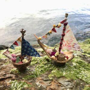 Naturemake model of Treasure Boats