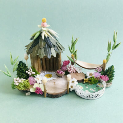 Model of Little Daisy Summer House