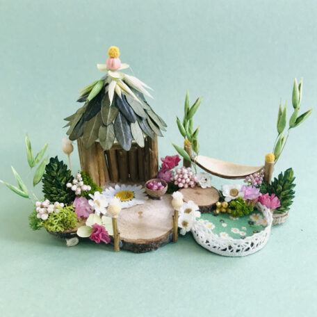 Model of Little Daisy Summer House