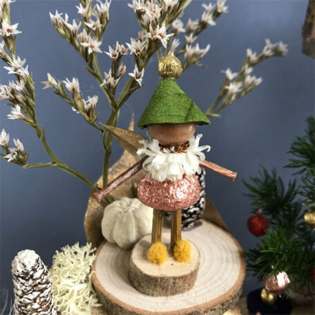 Naturemake model of Tiny Elf