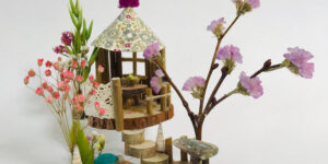 Naturemake model of Little Spring Hut